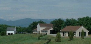Blue Ridge Equine Clinic facility hospital equine vet virginia