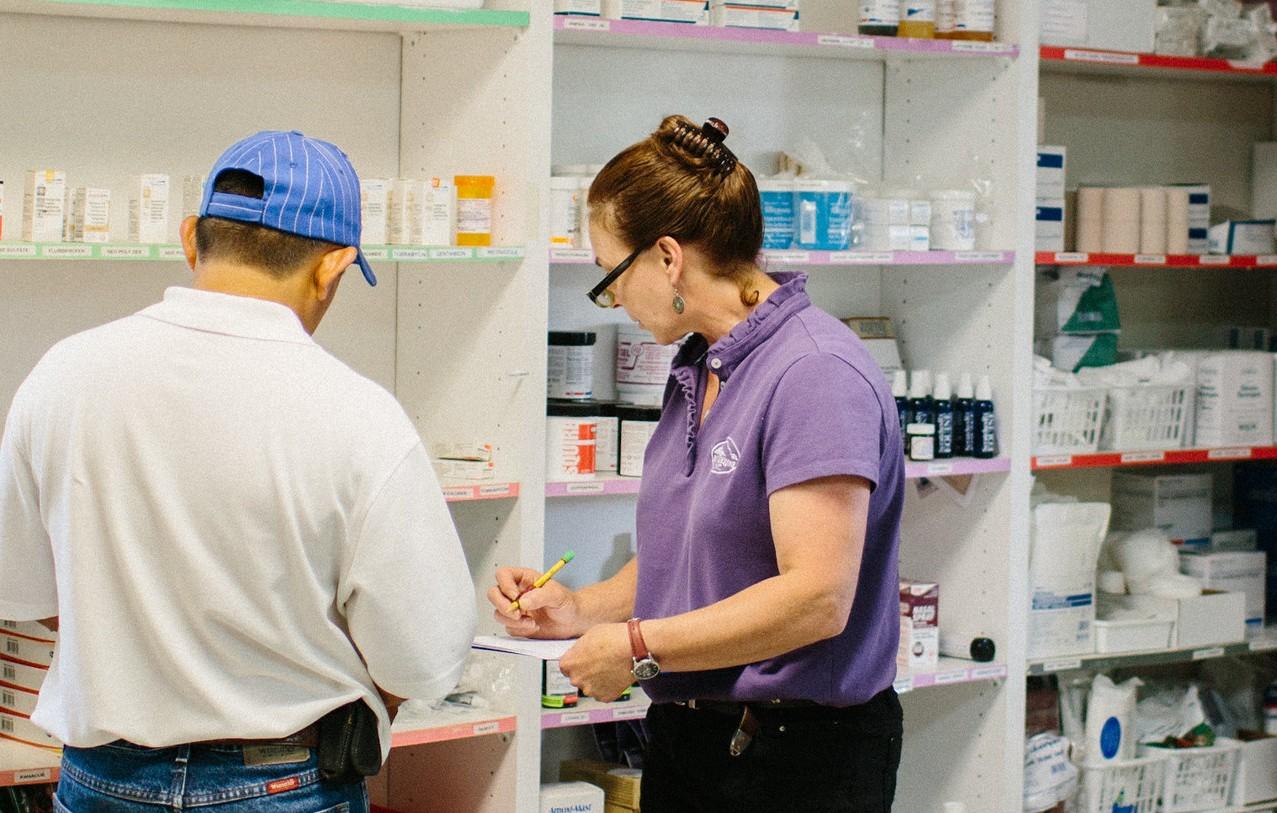 Equine pharmacy