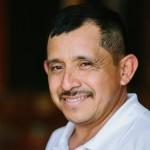 Sabino Garcia, Facilities Manager