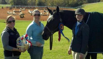 salo horse show pic